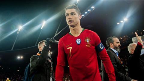 Ronaldo nói về Bồ Đào Nha trước thềm World Cup 2018 hình ảnh