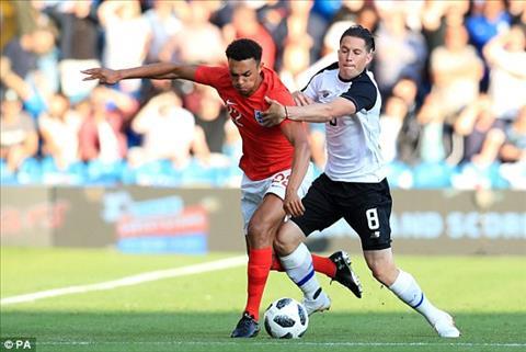 Anh 2-0 Costa Rica Siêu phẩm của Rashford giúp Tam sư nối dài chuỗi trận bất bại hình ảnh 2