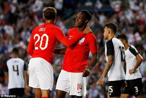 Anh 2-0 Costa Rica Siêu phẩm của Rashford giúp Tam sư nối dài chuỗi trận bất bại hình ảnh 4