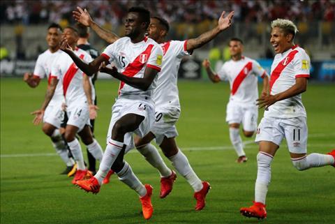 Peru du World Cup 2018 sau khi danh bai New Zealand o vong play-off