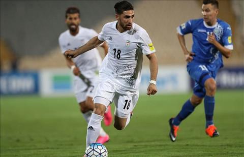 HLV Iran triệu tập sao Ngoại hạng Anh về đấu ĐT Việt Nam ở Asian hình ảnh