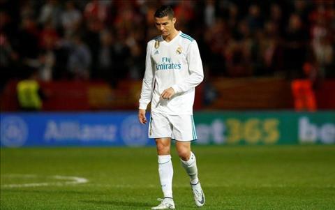 Cristiano Ronaldo u buon tai Real