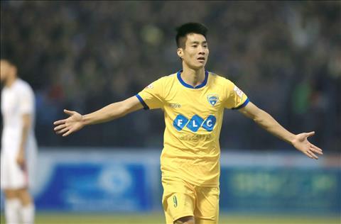 tiền vệ Hoàng Văn Bình của FLC Thanh Hóa chính thức có bến đỗ mới hình ảnh