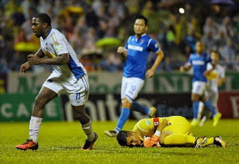 Điểm nhấn Than Quảng Ninh 3-0 HAGL Dấu ấn Nghiêm Xuân Tú hình ảnh