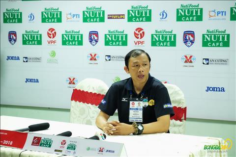 HLV Duong Minh Ninh giai thich ly do that bai truoc Quang Ninh