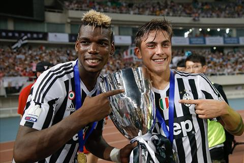 Juventus cho MU 2 cách để sở hữu Paulo Dybala hình ảnh 2