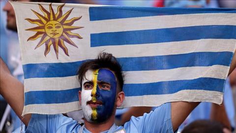 CDV Uruguay tiep tuc the hien su cuong nhiet tren cac khan dai.