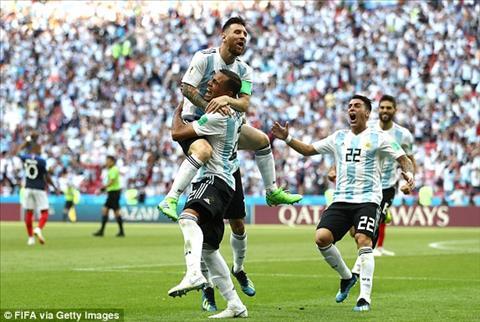 ĐT Argentina rời World Cup 2018 Không có chỗ cho những ông già hình ảnh