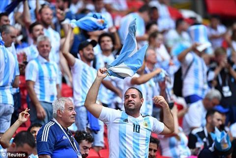 Messi lầm lũi tháo băng đội trưởng sau khi Argentina thua Pháp hình ảnh