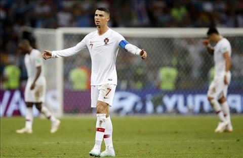 Rời World Cup 2018, Ronaldo chia tay Real để tới Juventus hình ảnh