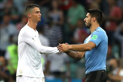 Ronaldo va Suarez