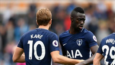 Noi chien Tottenham Harry Kane - Davinson Sanchez o tran Colombia vs Anh vong 1/8 World Cup 2018