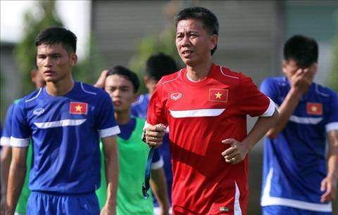 HLV Hoàng Anh Tuấn chia sẻ sau chiến thắng trước U19 Trung Quốc hình ảnh