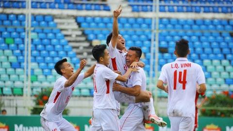 U19 Viet Nam vs U19 Thai Lan