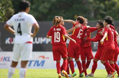 Clip bàn thắng Nữ Việt Nam vs Nữ Myanmar 4-3 AFF Cup 2018 hình ảnh