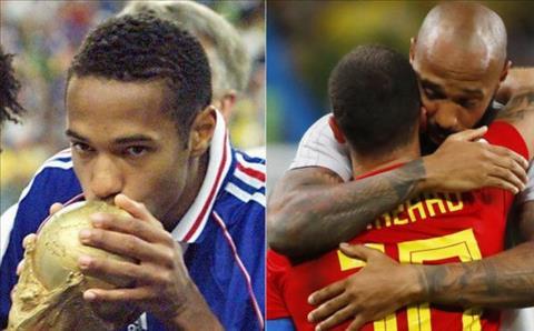 Thierry Henry Phap vs Bi