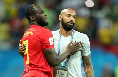 Lukaku đặt mục tiêu bám đuổi Henry