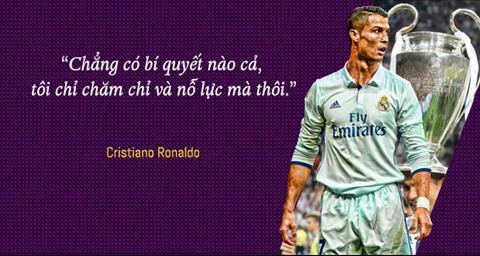 Infographics: Loi tam biet cua Cristiano Ronaldo12