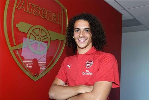 Arsenal chính thức sở hữu tân binh Matteo Guendouzi hình ảnh