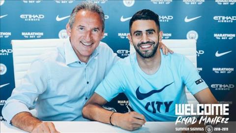 Man City chiêu mộ thành công Mahrez với giá 60 triệu bảng hình ảnh