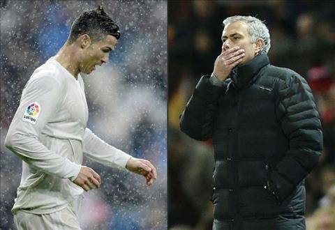 Ronaldo va Mourinho