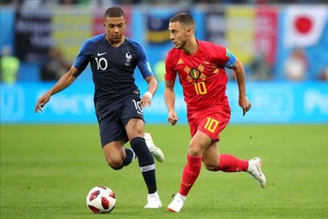 HLV Bỉ ủng hộ Real Madrid mua Hazard từ Chelsea hè 2018 hình ảnh