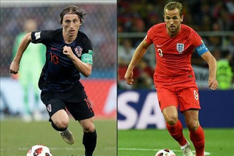 Sống cùng World Cup 2018 số 29: Nhận định bán kết Croatia vs Anh