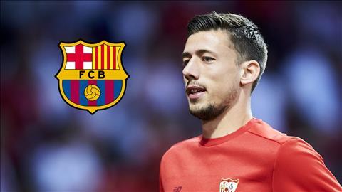 CHÍNH THỨC Barca chiêu mộ Lenglet với giá 35 triệu euro hình ảnh