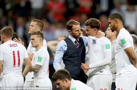 ĐT Anh thất bại vì thiếu một cầu thủ sáng tạo hình ảnh