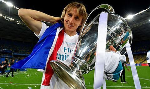 Cuộc đua Quả bóng vàng 2018 Điền tên Luka Modric được chưa hình ảnh 2
