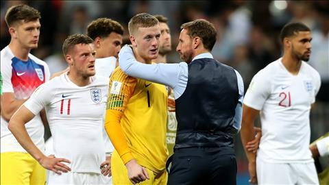 Anh thua Croatia: Khi chiến thắng không thuộc về những trái tim yếu đuối