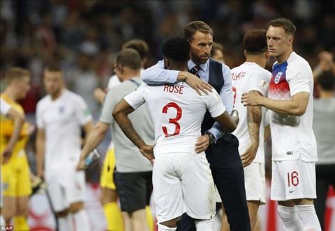 ĐT Anh thua Croatia vì phải mặc áo đấu màu trắng?