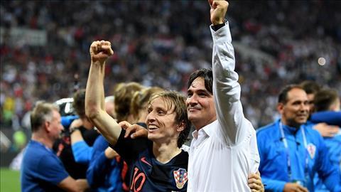 HLV Croatia lý giải nguyên nhân thắng Anh trong trận bán kết hình ảnh