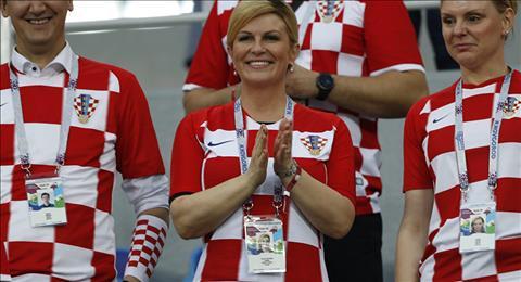 Tổng thống Croatia điện mừng thầy trò Dalic