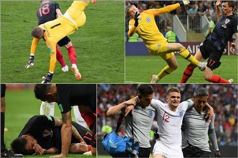 Goc nhin sau tran Anh vs Croatia: Hay thuong thuc bong da qua gam mau sang