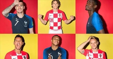 Chung kết World Cup 2018: Điểm mặt 3 cặp đối đầu đáng chờ đợi