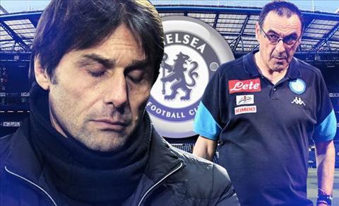 Chelsea quyết định thay thế Conte bằng Sarri Góc nhìn Bongda24h hình ảnh