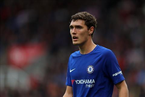 Trung vệ Christensen của Chelsea bất mãn vì không được trọng dụng hình ảnh