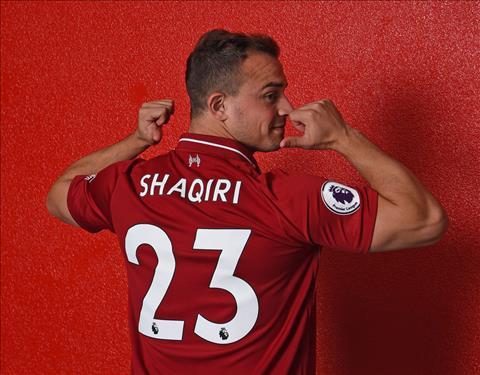 Shaqiri không quan tâm đến chỉ trích của huyền thoại M.U
