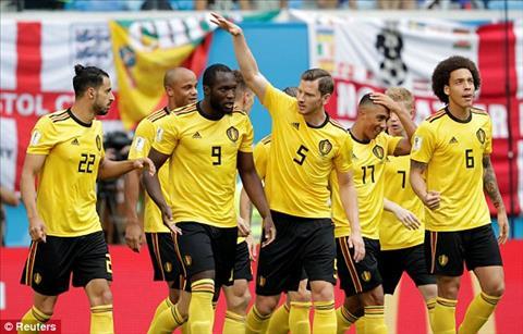 Thống kê ấn tượng sau chiến thắng lịch sử của ĐT Bỉ trước Anh