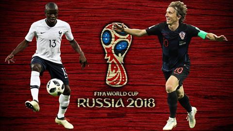 Chung kết World Cup 2018: 5 điều đáng chờ đợi ở trận Pháp vs Croatia