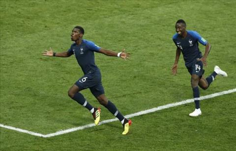 Tổng hợp: Pháp 4-2 Croatia (Chung kết World Cup 2018)