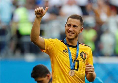 ĐT Bỉ giành hạng Ba World Cup: Chờ nhé EURO 2020!