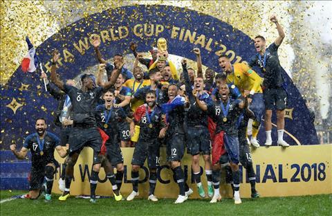 HLV Didier Deschamps phát biểu về FIFA hình ảnh
