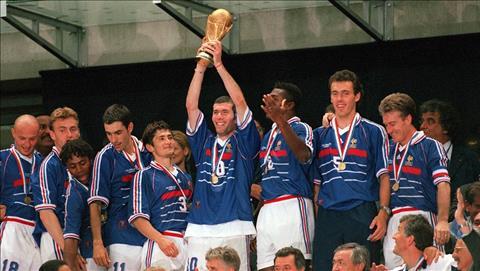 ĐT Pháp hậu World Cup 2018 Vấn đề chủng tộc chưa thể xóa mờ hình ảnh 2
