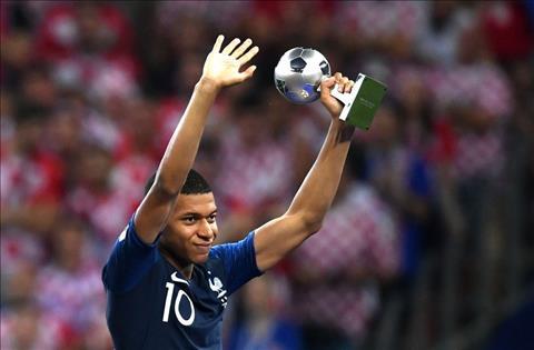 Kylian Mbappe Món quà được ban tặng cho bóng đá hình ảnh 2