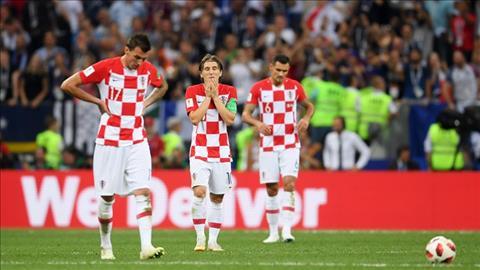 """Bài dự thi """"Ấn tượng World Cup 2018"""": Croatia - Có nỗi buồn trong đôi mắt sâu thẳm kia"""