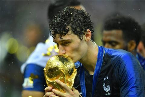 Benjamin Pavard và những cái tên 'hóa rồng' sau VCK World Cup 2018