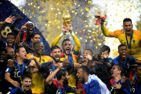 Bài dự thi Ấn tượng World Cup 2018: Cờ thế Croatia và thế cờ Pháp
