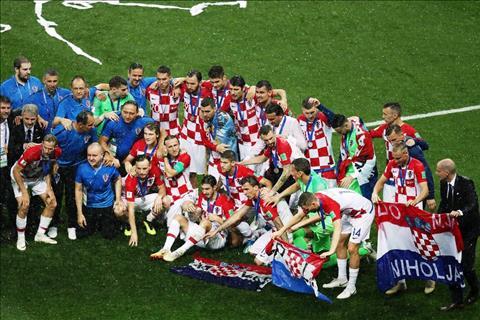 DT Croatia a quan World Cup